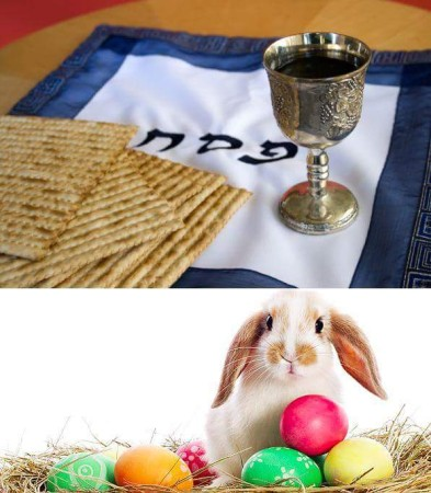 Happy Passover and Easter