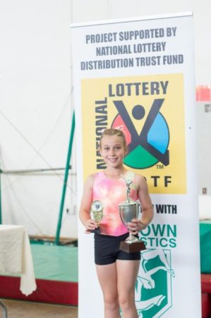 Fjellvik Elite Trophy – Level 8+ - Winner : Demi Robertson Total: 31, 9 (HP Nationals)